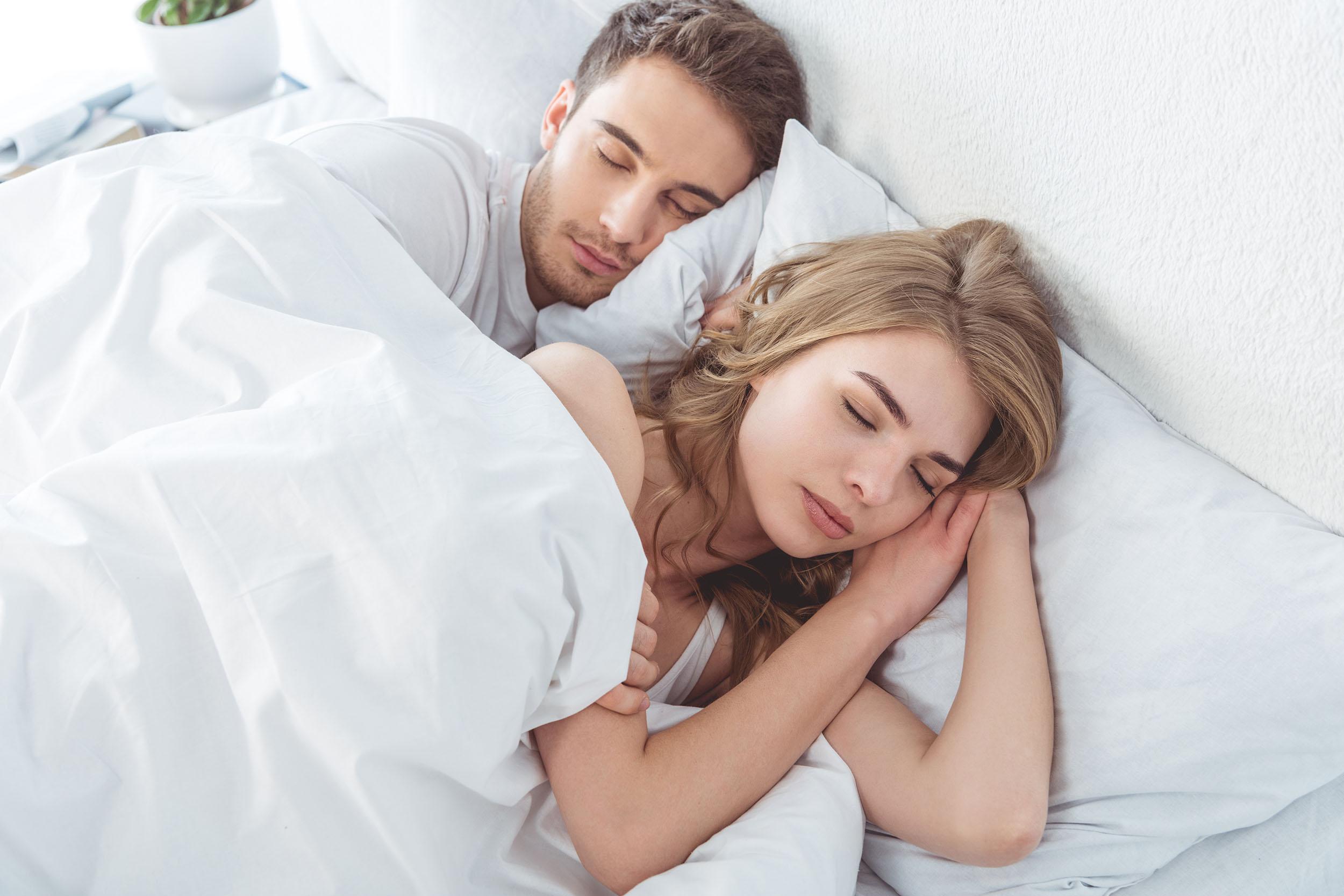 The Sleep Life Hack